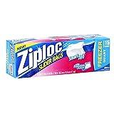 Ziploc Slider Freezer Bags (15 Medium Bags) 009607