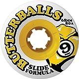 Sector 9 Slide Butterballs 80a 65mm Longboard Wheels (Set Of 4)