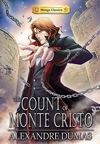 Manga Classics: The Count of Monte Cristo