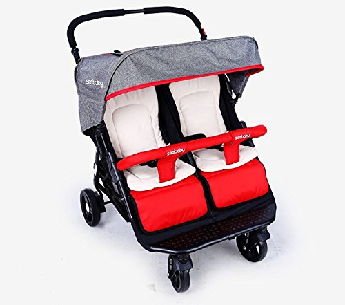 luxury baby stroller for twins,360 baby stroller,landscape baby trolley ,twins stroller,baby strollers double by vory