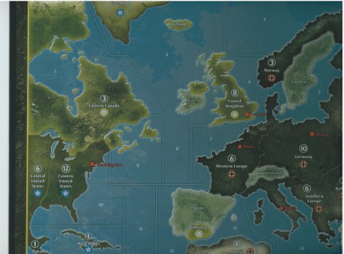 axis and allies 1942 board game - 5