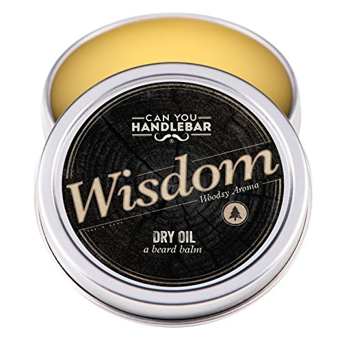CanYouHandlebar Wisdom Beard Dry Oil, Woodsy