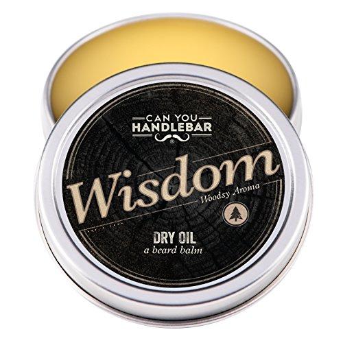 CanYouHandlebar Wisdom Beard Dry Woodsy product image