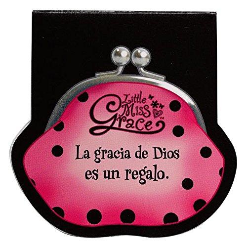 Libreta Troquelada La Gracia de Dios (English and Spanish ...