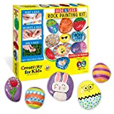 Creativity for Kids Hide & Seek Rock Painting Kit is a new twist on our favorite 2007 Deluxe Rock-a-Doodle Kit. It's weather resistant and perfect for you, your friends and family to paint rocks to hide outdoors to spread kindness, encouragement ...