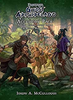 Frostgrave: Ghost Archipelago: Lost Colossus: Joseph A