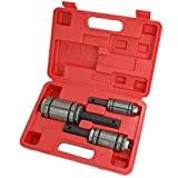 "Ctool 3pc 1-1/8"" to 3-1/2"" 3pcs Car Tail Pipe Expander Tool Kit"