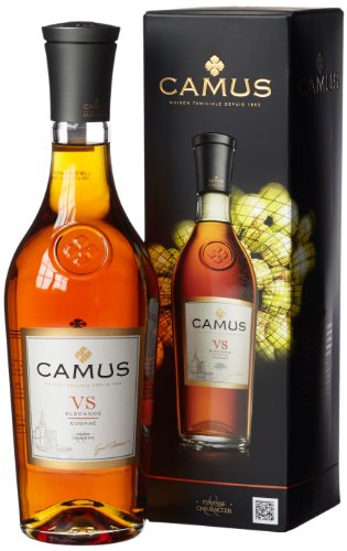 Camus VS Elegance mit Geschenkverpackung (1 x 0.7 l)