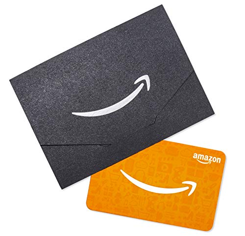 Amazon.com $10 Gift Cards - Pack of 3 Black and Silver Mini Envelopes - http://coolthings.us