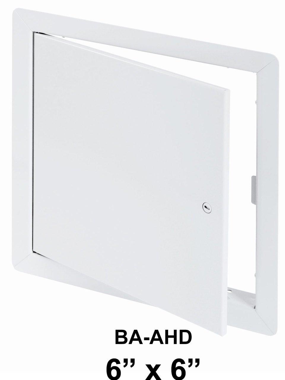 .6'' x 6'' General Purpose Access Door with Flange - Cendrex