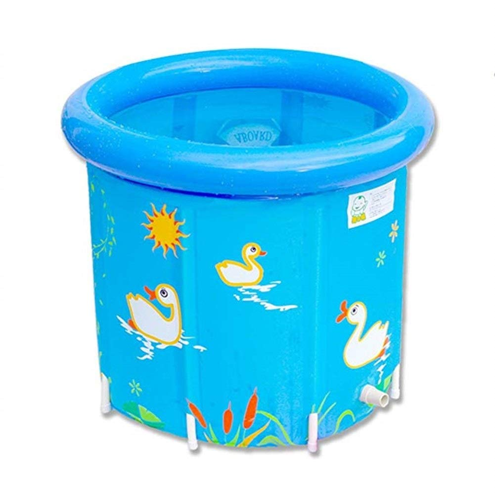 GT.S Inflatable Bathtub Inflatable Thickened Insulated Bathtub Collapsible Pool Bathtub