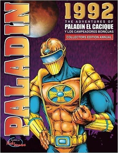 Book The Adventures of Paladin el Cacique (English Edition)