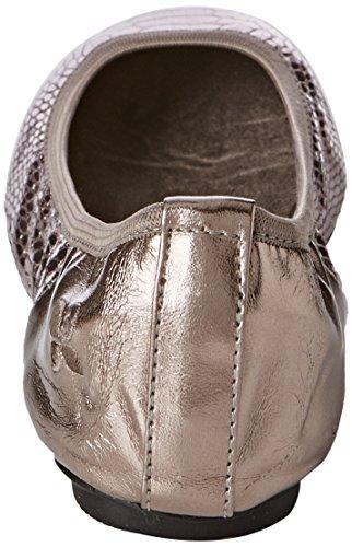 Butterfly Twists Women's Vivienne Ballet Flats Silver (Pewter) 5NLp7WxDa2