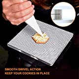 Cookies Turntable, Royal Icing Decorating, DIY Cake Baking Tool, Cookie Stand for Cupcake Frosting