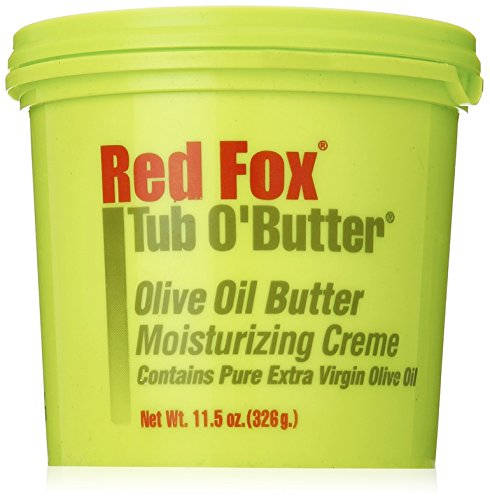 Red Fox Tub O Butter Olive Oil, 11.5 Ounce ()