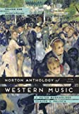 The Norton Anthology of Western Music (Seventh Edition)  (Vol. 1) 7th Edition