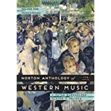 The Norton Anthology of Western Music (Seventh Edition)  (Vol. 1)
