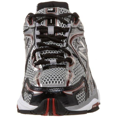 New BalanceMr1064cu - Zapatillas de Entrenamiento Hombre Silber (Silver/Black/Redsr)