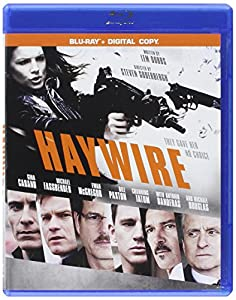 Cover Image for 'Haywire'