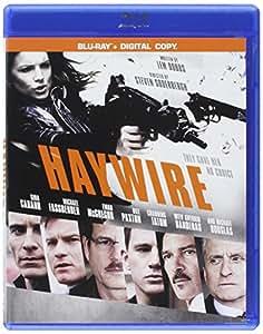NEW Carano/fassbender/mcgrgor - Haywire (Blu-ray)