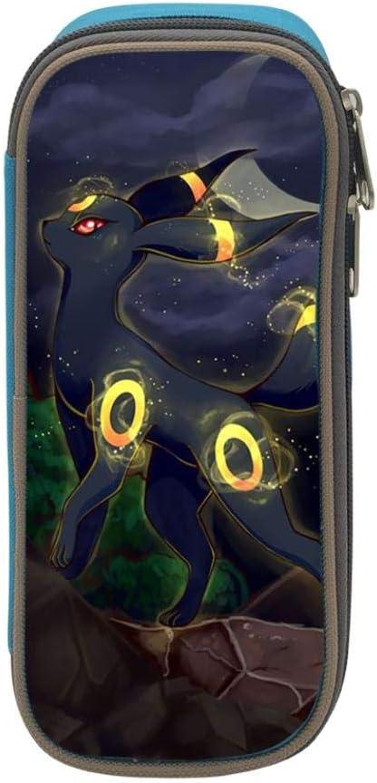 Pokemon Eevee - Estuche escolar para estudiantes y niños, azul, ONE_SIZE: Amazon.es: Amazon.es