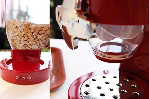 Honey-Can-Do KCH-06119 Dispenser Singolo Indispensable Plastica 19.05x16.51x41.4 cm Argento//Cromato