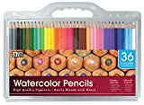 Art Advantage 36 Color watercolor Pencil Set