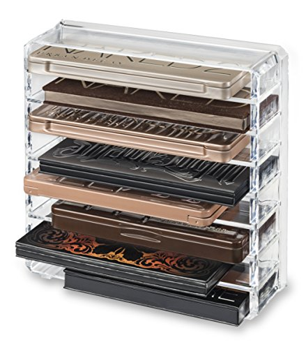 byAlegory Acrylic Palette Organizer, Clear by BYALEGORY
