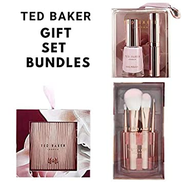 dd37d066e Ted Baker Gift Set Mirror Lips And Tips Brush