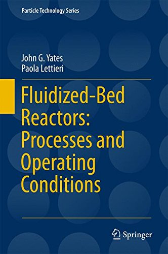 Fluidized-Bed Reactors: Processes and Operating Conditions (Particle Technology Series) (Reactor Fluidized)
