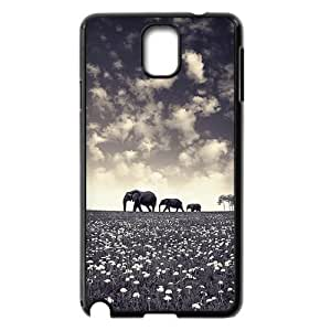Elephant Personalized Cover Case for Samsung Galaxy Note 3 N9000,customized phone case ygtg524756