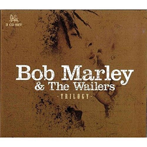Bob Marley & The Wailers: Trilogy (Bob Marley And The Wailers Box Set)