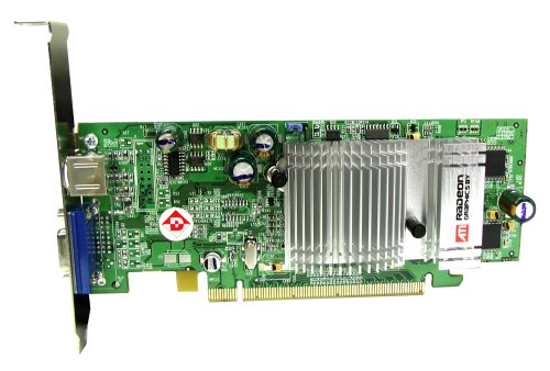 Stealth Ati Radeon X300SE Pcie 128MB Hypermemory with Dvi/tv-out