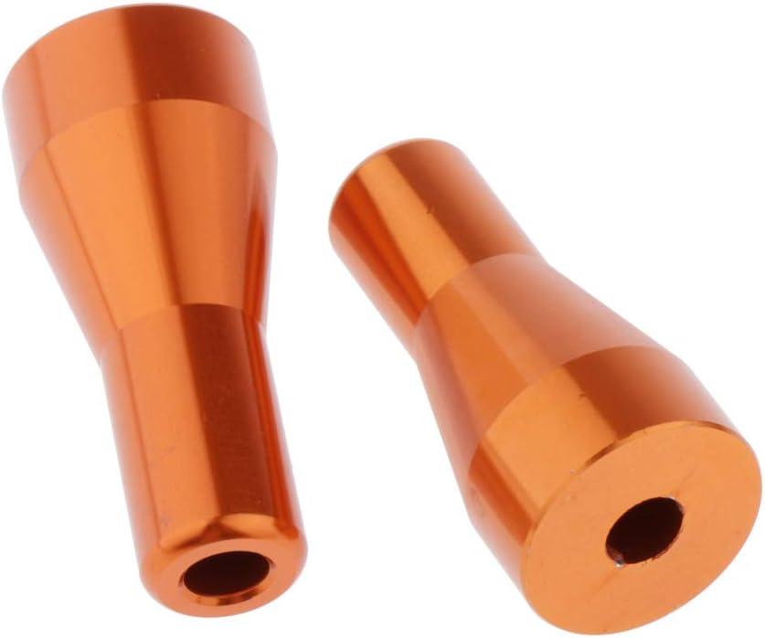 Orange H HILABEE Barre dAppui Poign/ée de Moto Poign/ée de Rail dAppui Arri/ère Passager pour KTM SX//SXF//XCW//EXC 120-500cc