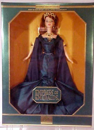 Empress Collection - Barbie 1999 Limited Edition First In The Series Royal Jewels Collection EMPRESS OF E...