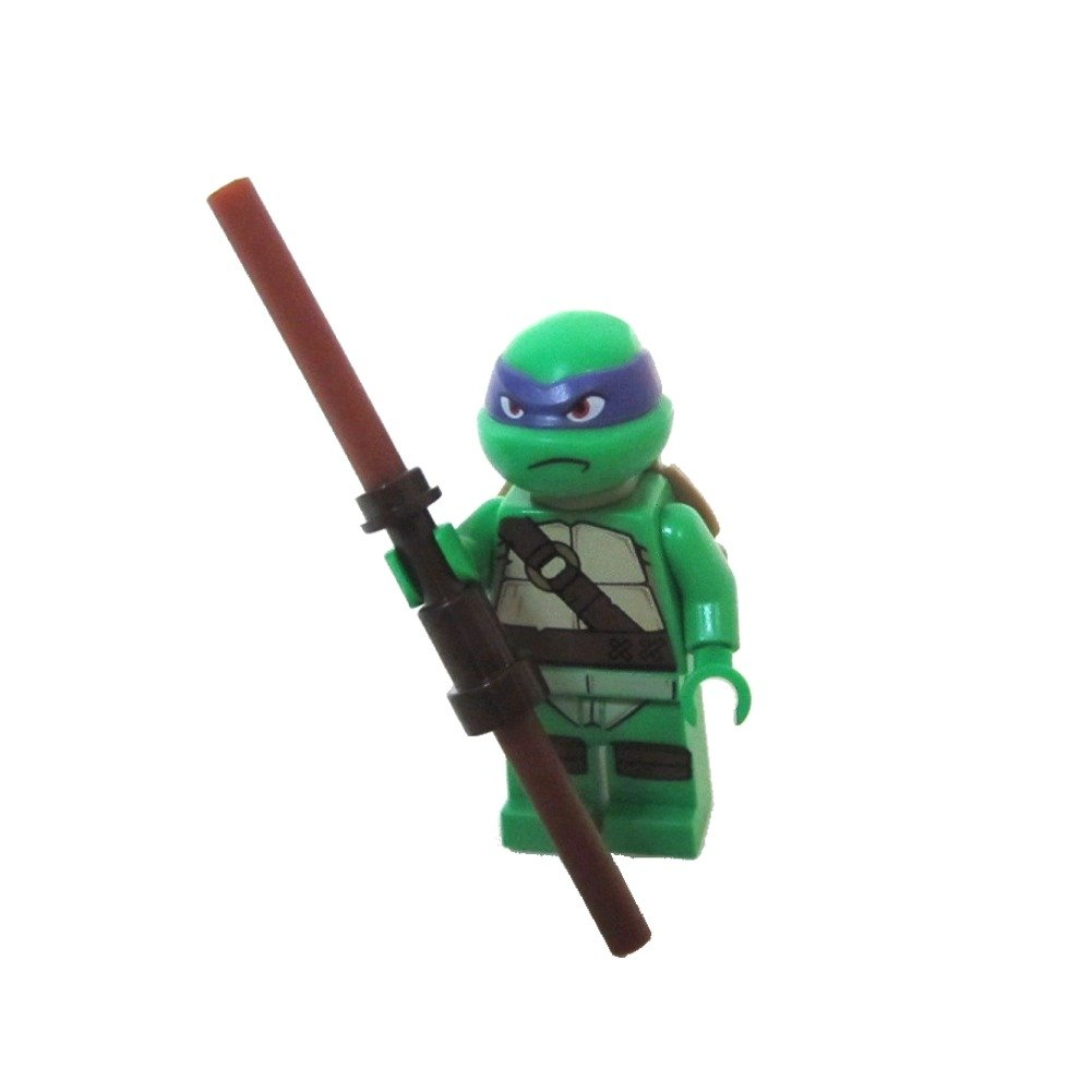 LEGO TMNT - DONATELLO V1 Minifigura - Teenage Mutant Ninja ...