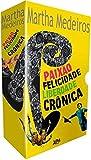 capa de Caixa Especial Martha Medeiros - Coleção Crônica