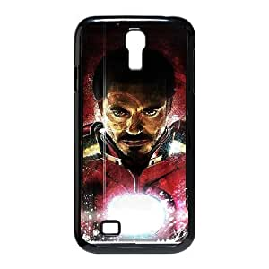 C-EUR Customized Iron Man Pattern Protective Case Cover for Samsung Galaxy S4 I9500