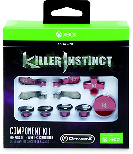 PowerA Killer Instinct Component Kit for Xbox One Elite Wireless Controller by PowerA