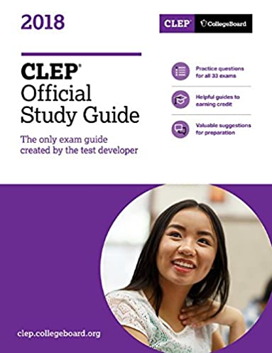 clep official study guide 2018 the college board 9781457309298 rh amazon com clep study guide american government clep study guide college mathematics