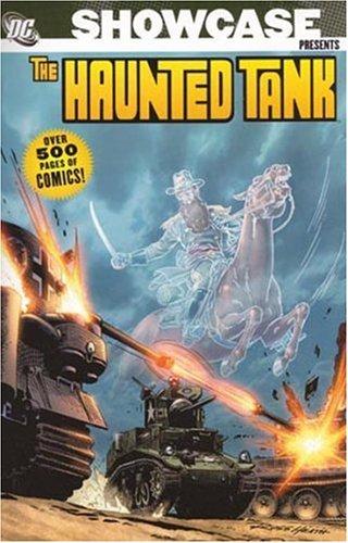 Showcase Presents: The Haunted Tank, Vol. 1