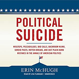 Political Suicide Audiobook