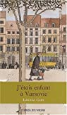De Varsovie à Paris par Cain