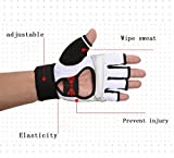 Kickboxing Gloves Punch Bag Muay Thai Boxing