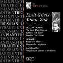 Gilels, Emil / Zak, Yakov - Russian Piano Tradition [Audio CD]<br>$709.00