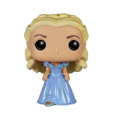 Funko POP Disney: Cinderella (Live Action) - Cinderella Vinyl Figure: Funko Pop! Disney:: Toys & Games