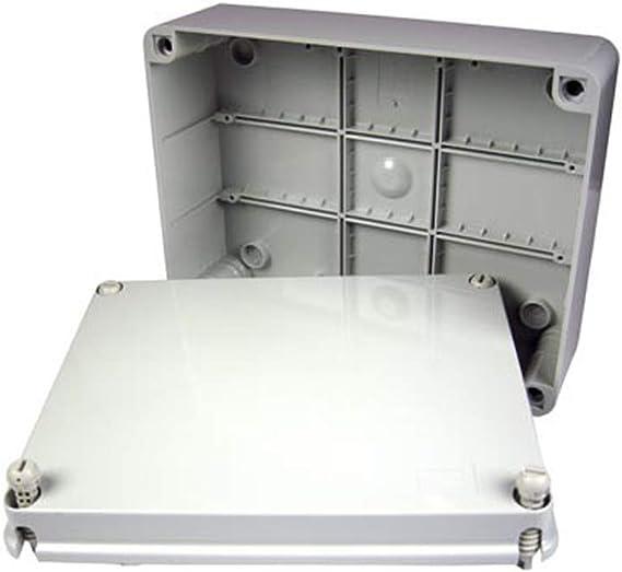 Cuadro el/éctrico Aluminio, 200 mm, 150 mm, 80 mm Gewiss GW42003 caja electrica Aluminio