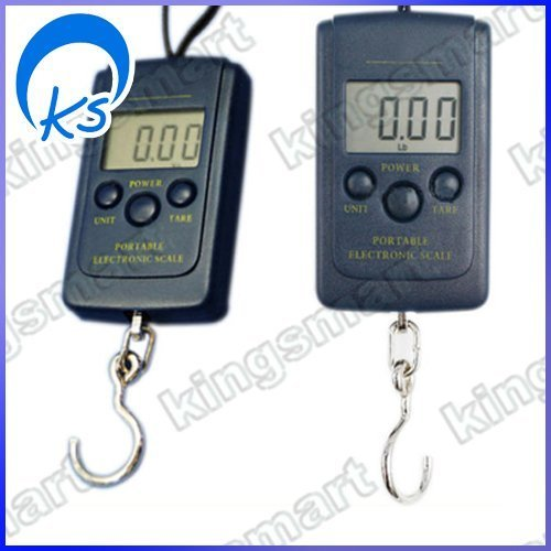 Digital Hanging/Fishing/Luggage Scale, Outdoor Stuffs