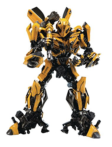 Three A Hasbro 3A Transformers Bumblebee Premium Scale Collection Action - Transformer Toys Collection