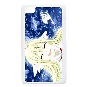 ipod 4 phone case White Fairy Tail UYF4361732
